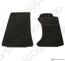Mazda MX5 NC MK3 2006 to 2016 Tailored Black Car Floor Mats Carpets 2 piece Set