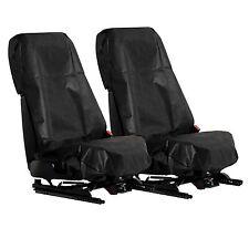 2 x protector asientos taller funda del asiento de coche ya referencia bmw Audi VW Mercedes
