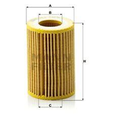 Mann Oil Filter Element Metal Free For Honda Civic 2.2i-DTEC 2.2 CTDI
