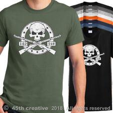 Mosin Nagant M91/30 Crossbones T-Shirt - m9130 9130 rifle 7.62x54r skull t shirt