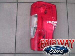 20 thru 22 Super Duty F-250 F-350 OEM Ford Tail Lamp Light Non-BLIS Passenger RH