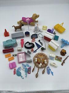 Lot of Barbie Accessories GUC