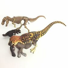 Dinotales Dinosaur Mini Figure Tarbosaurus Skeleton Set  Kaiyodo