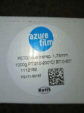 PETG-Filament Azure Film blue