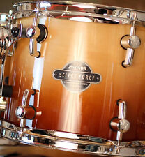 """NEW SONOR SELECT FORCE 10"""" x 7"""" TOM DRUM, Autumn Fade (3007/2007/Bop/Jungle)"""