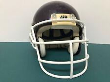 Schutt Air Football Helmet & Facemask Vintage Minnesota Vikings Purple & White