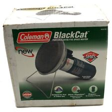 Coleman Black Cat Portable Catalytic Space Heater Model 5033-700 New Old Stock