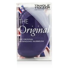 NEW Tangle Teezer The Original Detangling Hair Brush - # Plum Delicious (For Wet