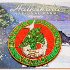 Haleakala National Park Souvenir Patch Kipahulu Area Maui Hawaii Haleakalā
