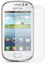 2 Pack Screen Protectors Cover Guard Film For Samsung Galaxy Fame GT-S6810