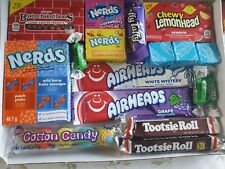 99p Start - American sweets gift box  candy - nerds - Air heads - tootsie rolls