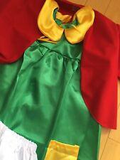 CHILD La Chilindrina Classic Model Costume - Chavo del Ocho Disfraz Chespirito