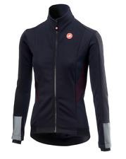 Castelli Cyclisme Femme Mortirolo 3 W Veste Noir Clair PETIT S