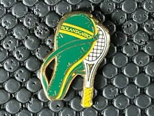 PINS PIN BADGE TENNIS ROLAND GARROS LE TANNEUR ARTHUS BERTRAND