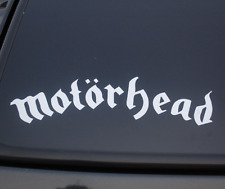 Motorhead-Car-Van-Pick Up-Truck-Camper-Wall-Door-Art-Vinyl-Decal-Sticker