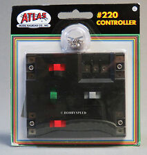 ATLAS HO CONTROLLER SWITCH wire & control reverse loops wyes turntable track 220