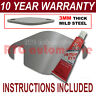 FORD TRANSIT CONNECT FOCUS GALAXY MONDEO EGR BLANK 3MM THICK STEEL NS SEALANT