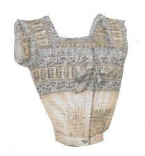Patch Thermocollant en tissu Lingerie ancienne Bustier Iron-on patch underwear