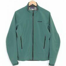 PATAGONIA POLARTEC WINDBLOC Green Outdoor Softshell Jacket Men Size S MJ1602