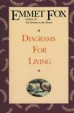 Diagrams for Living a Christian paperback book by Emmet Fox FREE SHIPPING
