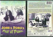 DVD - JOHN LENNON & YOKO' S ONO - THE BEATLES / NEUF EMBALLE - NEW & SEALED