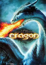 Eragon (2006) DVD