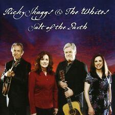 Ricky Skaggs, Ricky Skaggs & the Whites - Salt of the Earth [New CD]