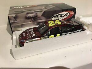 1/24 2011 #24 Jeff Gordon AARP / DTEH Elite #246/500