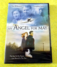 An Angel for May ~ New DVD Movie ~ Tom Wilkinson Geraldine James ~ Rare OOP