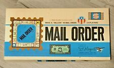 Vintage 1973 MAIL ORDER Business Board Game D Magiera