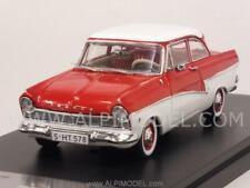 Ford taunus 17m 1957 Red/White 1:43 Premium x prd387