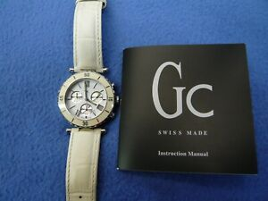 Guess Watch GC Collection Swiss Made Chronograph GC 35000 Diver Ceramic