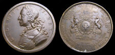 British Victories George II 1759 Medal Bronze Eimer 677, AE.43, MI.439. EF