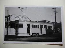 OZ154 - BRISBANE CITY TRAMWAYS - TRAM No527 PHOTO - Queensland Australia