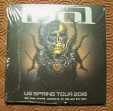 "TOOL ""US SPRING TOUR 2019"" DOUBLE CD LIVE IN  KFC YUM CENTER LOUISVILLE MAY 2019"