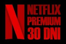 Netflix 4K UltraHD | 1 month | 4 screens | Delivery 1 minute