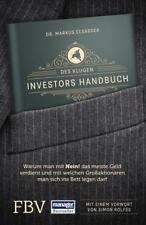 Des klugen Investors Handbuch von Markus Elsässer und Simon Rolfes (2016, Gebundene Ausgabe)