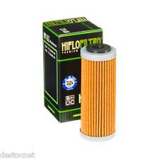 Filtre à huile de Qualité HF652 KTM 250 EXC-F 13-16 / 250 EXC-F Six Days 13-16