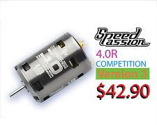 SPEED PASSION 13840V3 Competition V3.0 Brushless Motor - 4.0R