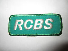 Vintage RCBS Patch