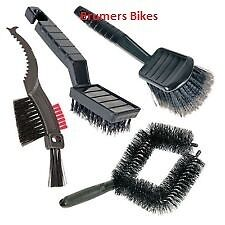 Gear Gremlin Cleaning Brush Kit Motorcycle scooter cleaning kit