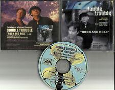 Stevie Ray Vaughan DOUBLE TROUBLE w/ SUSAN TEDESCHI PROMO CD Kenny Wayne Shepher