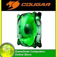 COUGAR 120mm GREEN LED Silent Case Fan 12V Hydraulic Bearing CF-D12HB-G  [f33]