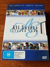 ALL SAINTS DVD - SEASON 4 - LIKE NEW