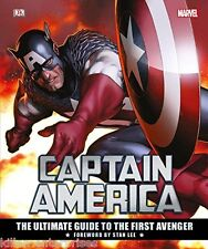 Marvel's Captain America : Le nec plus ultra Guide to the First Avenger repos