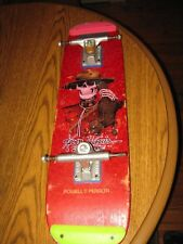 Vintage 80's Deck Powell Peralta Freestyle Kevin Harris Independent  trucks
