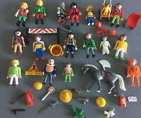Playmobil Figure And Accessory Bundle
