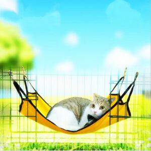 Pets Cat Dog Basking Window Hammock Cushion Hanging Bed Ferret Mat Shelf House