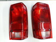 Taillights Taillamps Rear Brake Lights Pair Set for 83-90 Ranger Pickup Truck