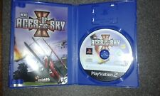 World War 1 Aces of the Sky (Sony PlayStation 2)